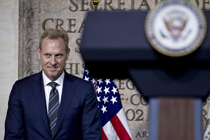 Deputy Defense Secretary Patrick Shanahan will take over from Jim Mattis as acting secretary of defense.