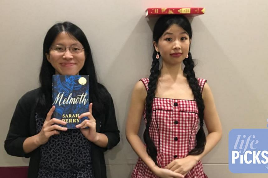Listen to Bookmark This!, a new monthly podcast series where your hosts from The Straits Times - Toh Wen Li (left) and Olivia Ho - talk about titles in the headlines and recommend reads fresh off the press.