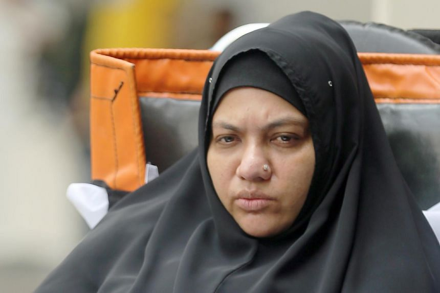 Anita Damu, also known as Shazana Abdullah, was sentenced to two years and seven months in jail for five charges of maid abuse.