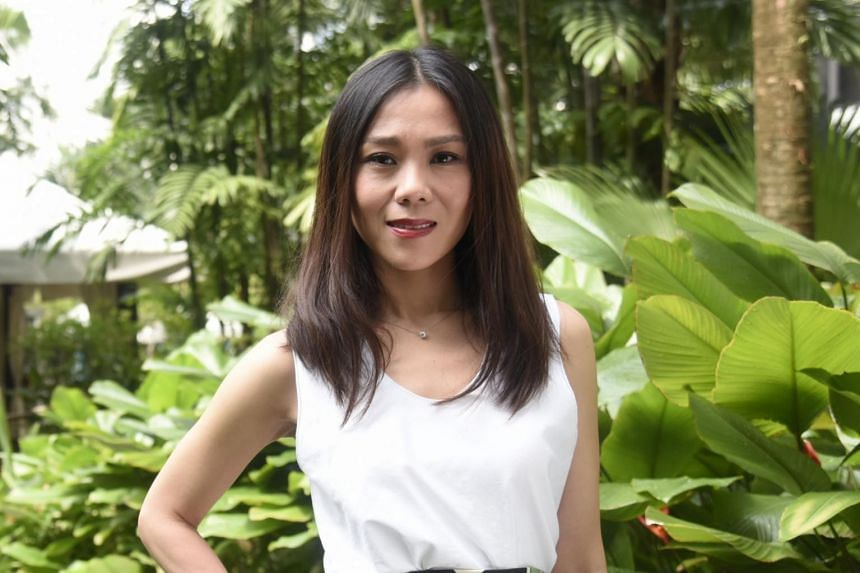 Netizens claimed that a song on Tanya Chua's (pictured) album, titled Halfway, was similar to Taylor Swift's 2011 single, Safe and Sound.