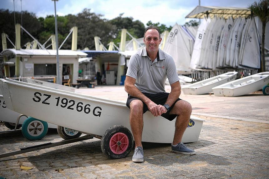 Peter Cunningham, whose expertise is in exercise physiology, was with the British sailing team at three Olympics during which they topped the medal tally. He is optimistic that Singapore can win a medal at Paris 2024.