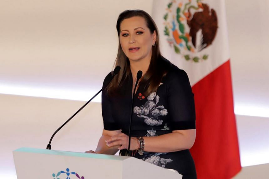 Martha Erika Alonso, the new governor of the central state of Puebla, and her husband, Senator Rafael Moreno, died when their helicopter came down not far from the state capital Puebla, according to Reforma newspaper.