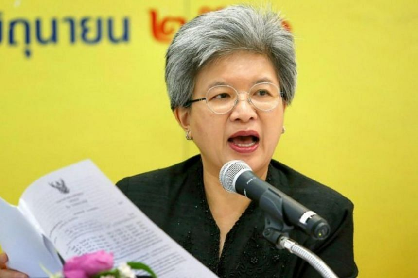 Ms Ruenvadee Suwanmongkol will begin her new position on May 1, according to a statement on the government's website.