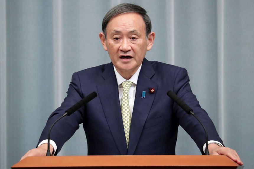 Chief Cabinet Secretary Yoshihide Suga said Japan is ready to explain its stance in trade negotiations with the United States.
