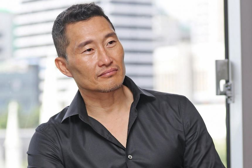 Speaking to The Straits Times when he was in Singapore earlier this month, Daniel Dae Kim banished any notion of him turning into a full-time behind-the-scenes guy.