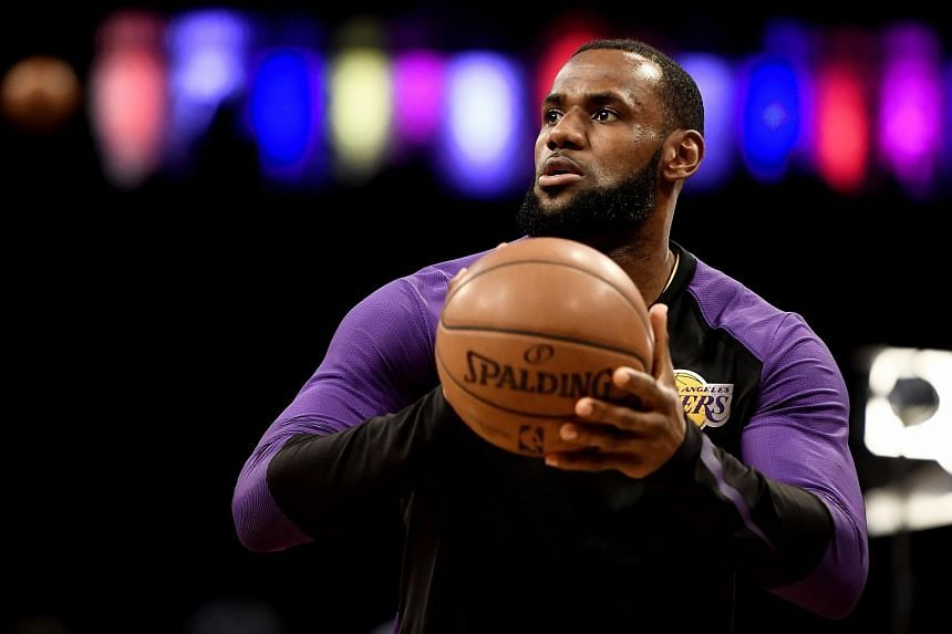 LA Lakers' Lebron James says he's recruited potential teammates - within the NBA's rules - for more than a decade.