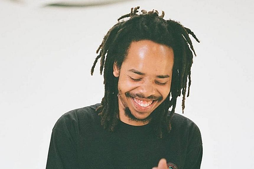 Some Rap Songs by rapper Earl Sweatshirt (above) offers a captivating blend of avant-garde jazz, hip-hop and missives.