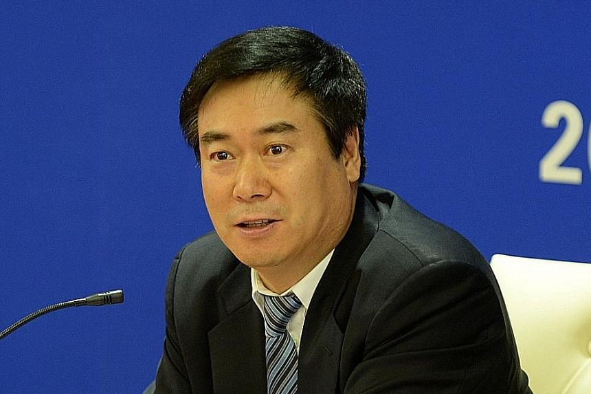 Cai Xiyou was charged with abusing his position to amass illegal gains worth $10.8 million.