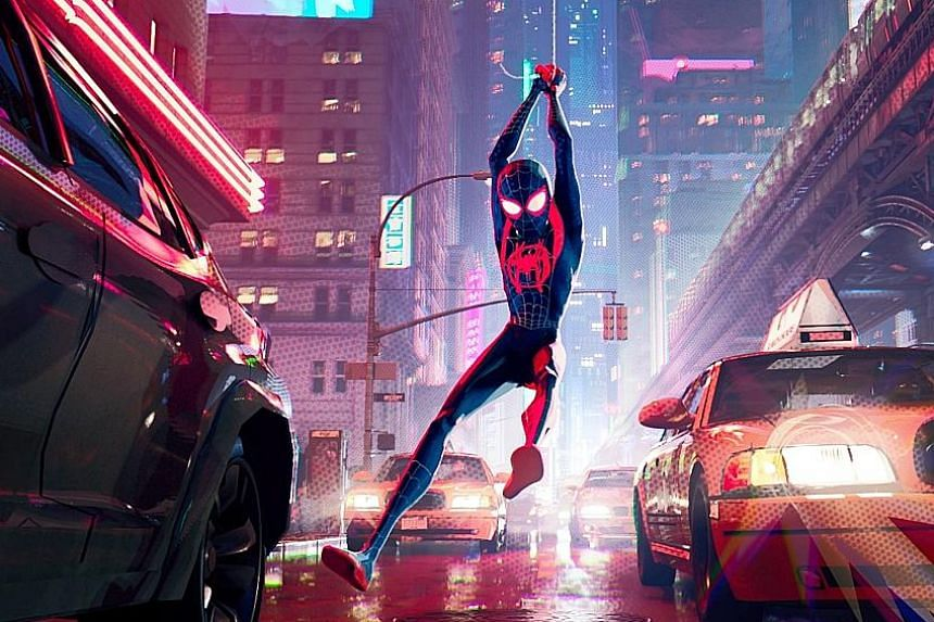 A directive for Spider-Man: Into The Spider-Verse is that it must not look like other animated movies.