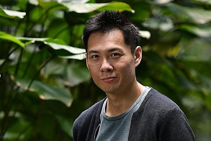 Film-maker Anthony Chen says the most difficult part of filming Wet Season was creating the rain.