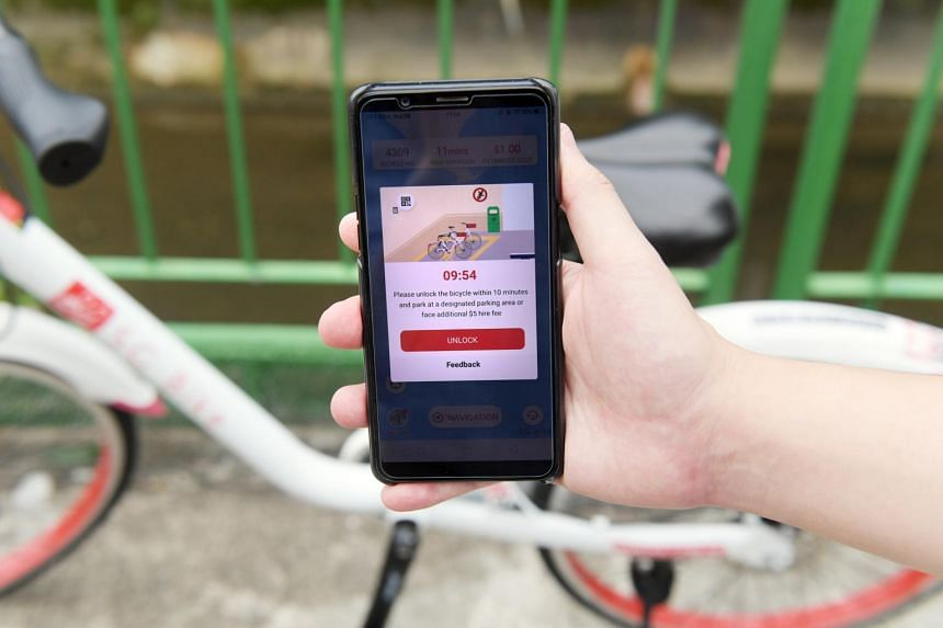 Users who encounter damaged or missing QR codes can send in a photo to operators via an option in the app, and not face the $5 charge.