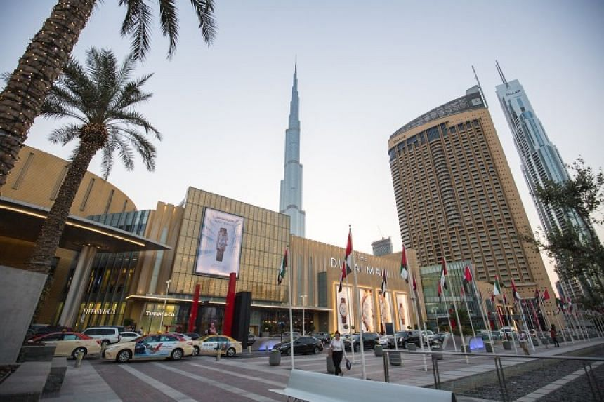 The whole family can enjoy hours of activity under one roof at Dubai Mall. PHOTO: TOURISM DUBAI