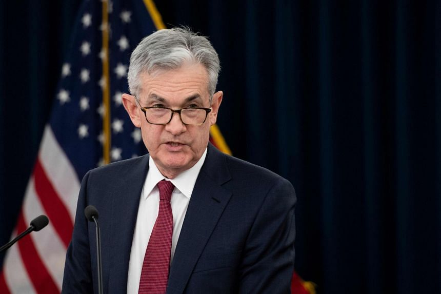 Legal experts say it is not clear whether Trump could in fact dismiss Powell (above).