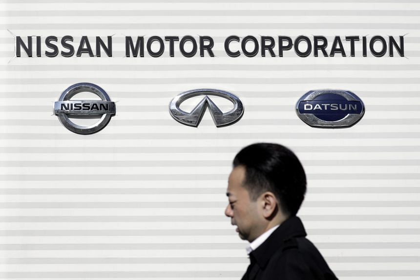 A Nissan spokesman yesterday said the exchange filing on Christmas Day was routine and mandatory to comply with Japanese corporate governance code requirements.