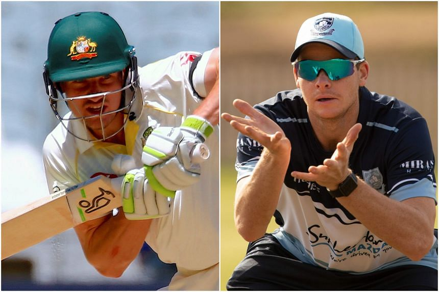 Cricketers Cameron Bancroft (left) and Steve Smith have given bombshell interviews in recent days, as they re-emerge into public life after the scandal in South Africa in March.