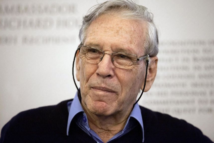 Israeli writer Amos Oz (above, in 2013) died of cancer aged 79.
