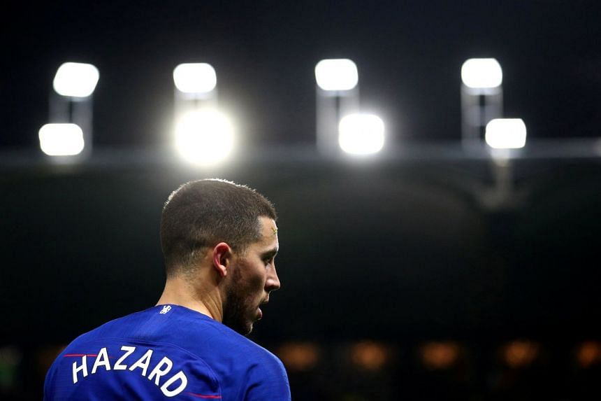 Hazard boasts a hand in 19 Premier League goals this season, more than any other player.