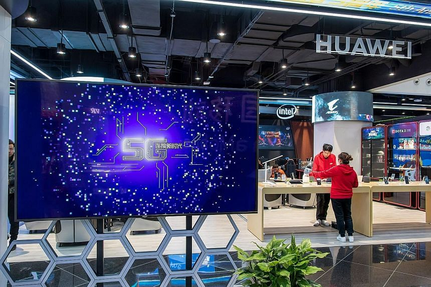Huawei and ZTE are two of China's largest makers of telecoms equipment. Both have been accused by the US of being arms of the Chinese government, with fears their equipment could be used for spying.