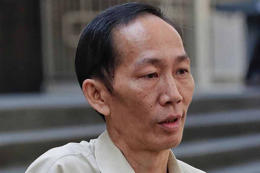 Staff Sergeant Chin Peng Sum pleaded guilty on Dec 28, 2018, to corruption charges and breaching the Official Secrets Act.