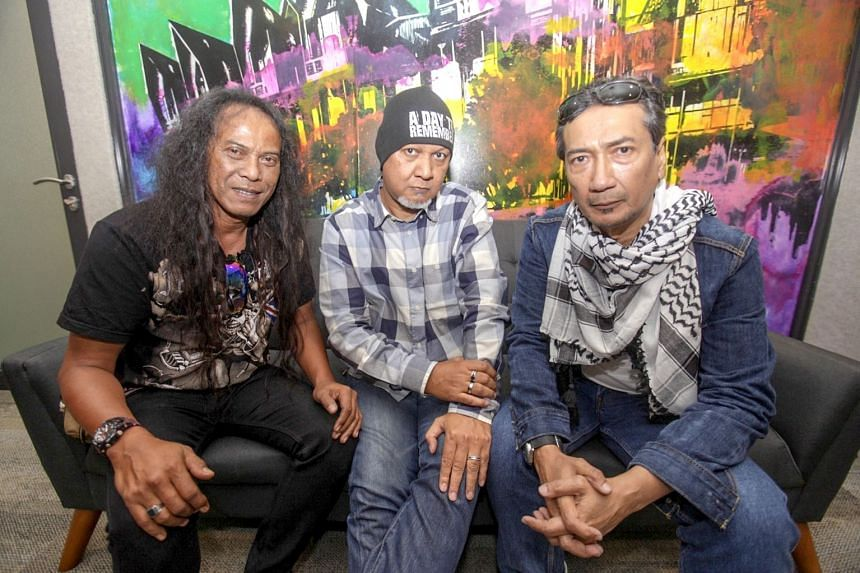 Rusty Blade will celebrate their 40th anniversary with a concert at Wisma Geylang Serai on Dec 29, 2018.