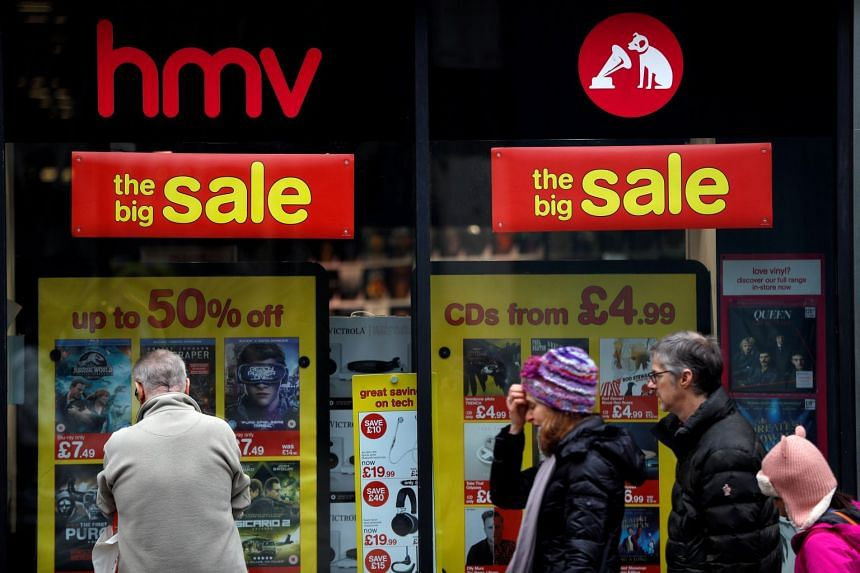 Music retailer HMV, one of Britain's best-known high street stores, has been hit by competition from online rivals and music streaming services and failed to recover from its previous rescue in 2013.