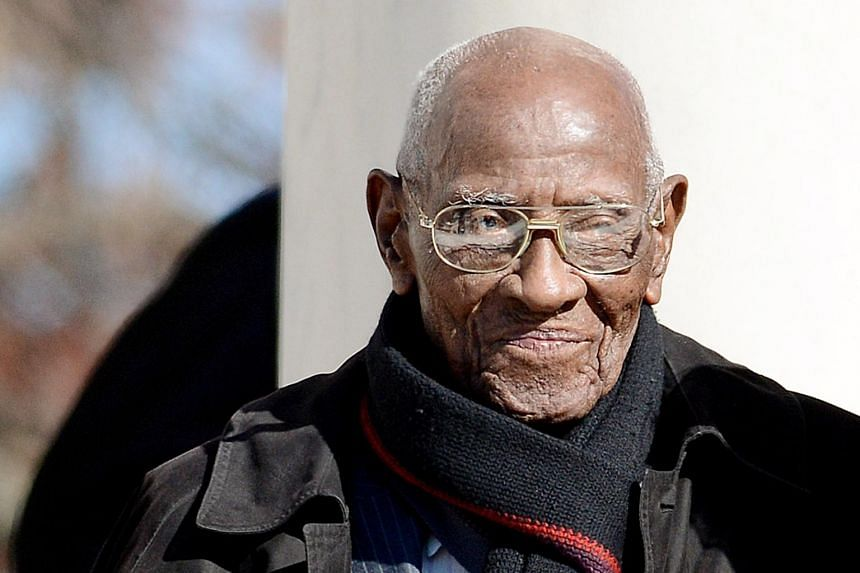 America's oldest man Richard Overton dies at 112