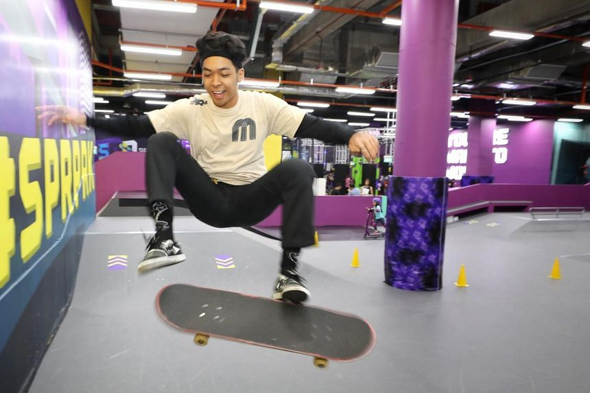 SuperPark Singapore, an all-in-one indoor activity park, has been drawing crowds young and old since it opened last month.