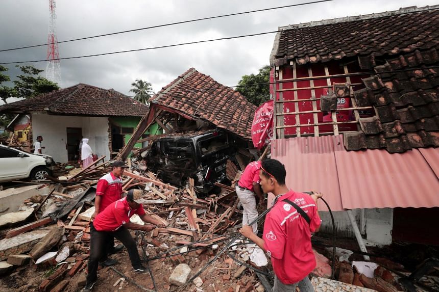 The disaster management agency raised the death toll to 430 on Dec 26, with 1,495 people injured and another 159 missing.