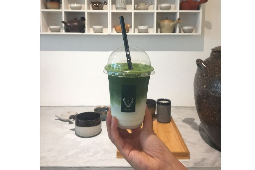 Fans of matcha can pick from traditional whisked matcha (hot or iced, from $5.30), matcha tea latte (hot or iced, from $5), or matcha ice blended ($5.50 or $6).