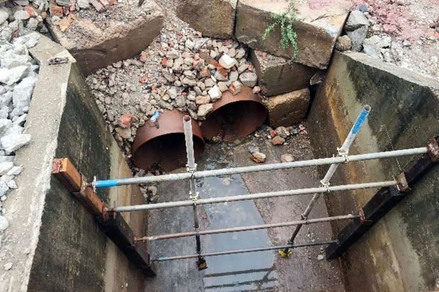 Contractors taken to task for drainage violations