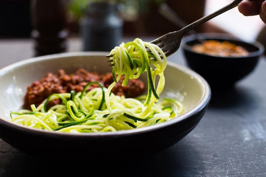 Keto-friendly dishes can be found at Kitchen by Food Rebel in Telok Ayer, where the food is made with organic coconut oil, is dairy-free and free of refined sugar.