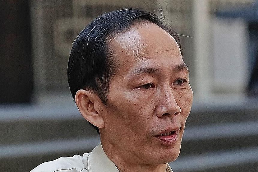 Staff Sergeant Chin Peng Sum also tipped off three women from China working illegally here about impending raids so they could avoid getting caught. He pleaded guilty yesterday to corruption charges and breaching the Official Secrets Act, and will be