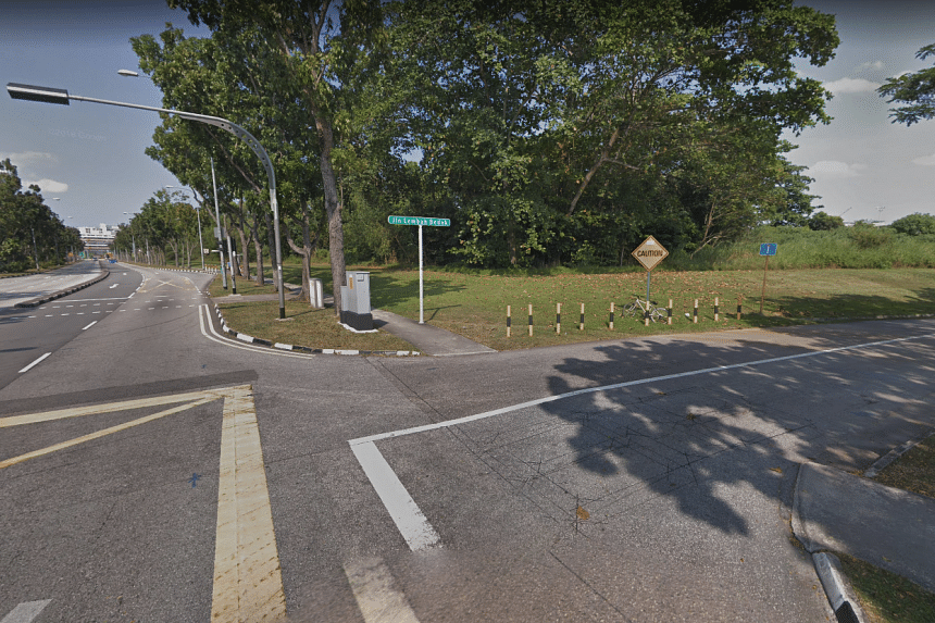 The victim was molested by a man on an electronic scooter along Bedok Reservoir Road off Jalan Lembah Bedok.