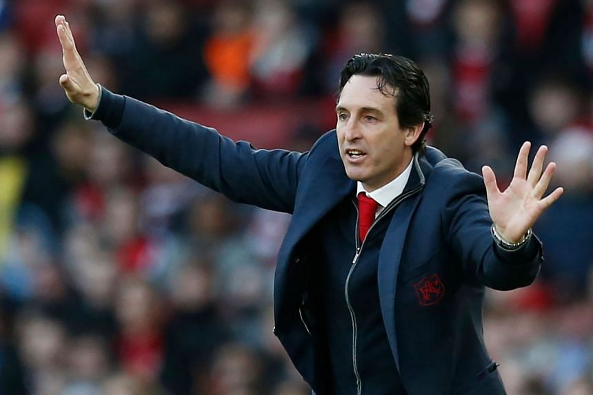 "Unai Emery believes the development they have shown from flirting with Europe to top-four contenders to current league front-runners makes the Reds ""an example"" for his team."