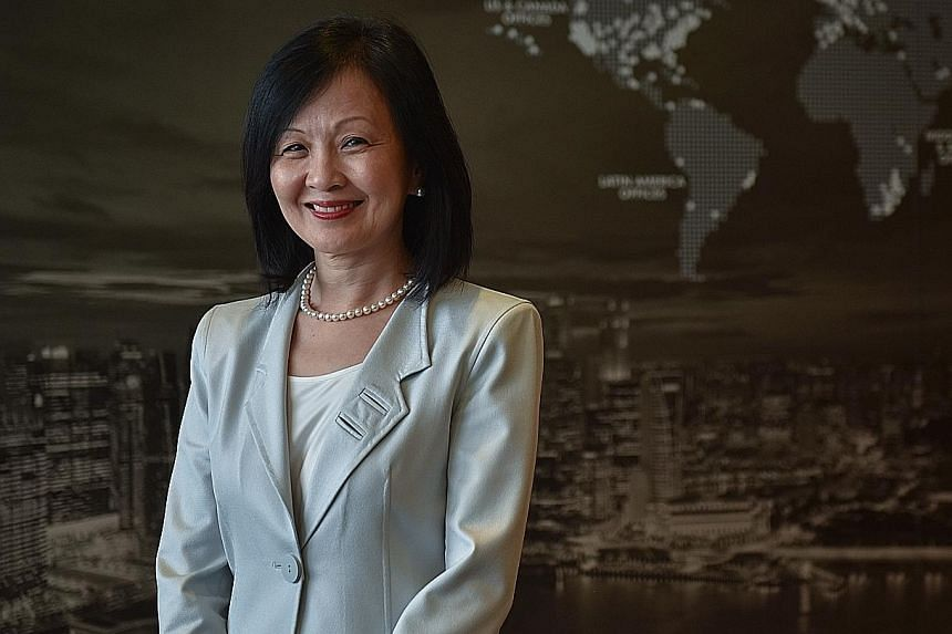 Ms Pauline Goh says the office sector, underpinned by strong rental growth and limited supply, continues to do well. The prospects for the office market look favourable and rental growth may surprise on the upside.