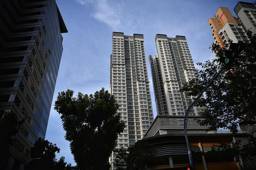Blocks 9A and 9B Boon Tiong Road, which along with Block 10A are where the four flats that sold for over $1 million are located. The four-room flats are replacement flats built under Sers and less than three years old. Experts say their long lease, g