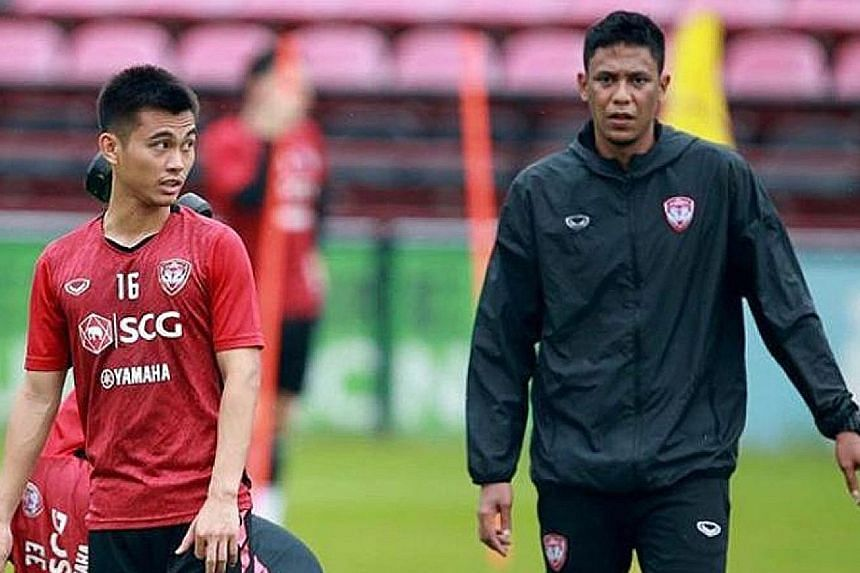 Singaporean Firdaus Kassim has been assistant coach at Thai clubs Muangthong United (this year) and Chainat Hornbill (the previous two years).