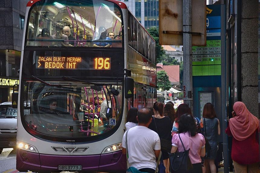 With the fare adjustments, public transport operators will see an increase of $78.2 million in fare revenue for next year. Of this, train revenue will rise by $35 million, with SBS Transit taking in $10.9 million more.
