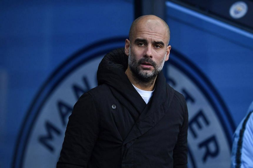 Manchester City's manager Pep Guardiola believes that his men will rediscover their confidence once they start winning.