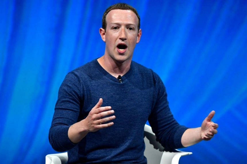 Facebook chief Mark Zuckerberg's comments come at the close of a year when Facebook was roiled by revelations about the misuse of personal data.