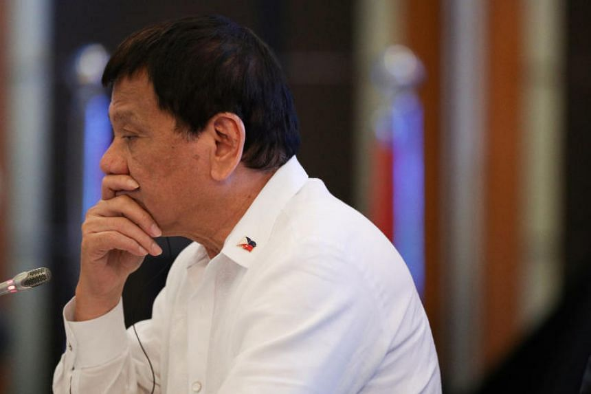 Duterte claims he abused maid as teenager, Report