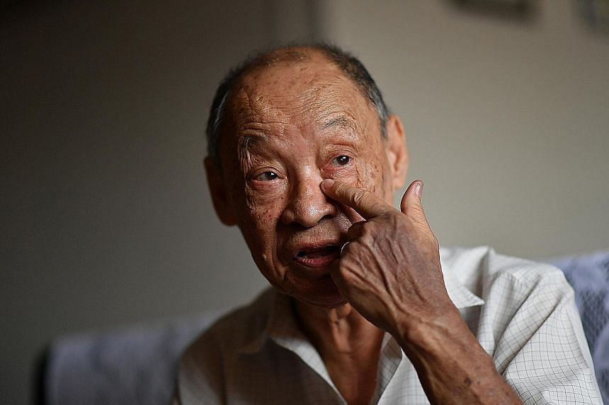 Mr Seow Ban Yam wonders why, when his bill for an eye operation totals more than $4,000, the MediShield Life payout cap for the particular treatment is only $2,800.