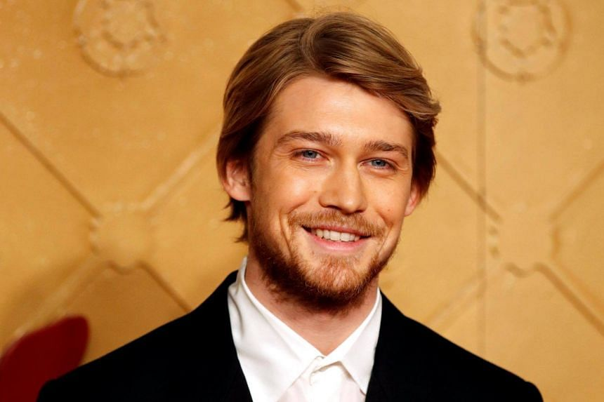 Actor Joe Alwyn attends the European premiere of Mary Queen of Scots in London, Britain, on Dec 10, 2018.