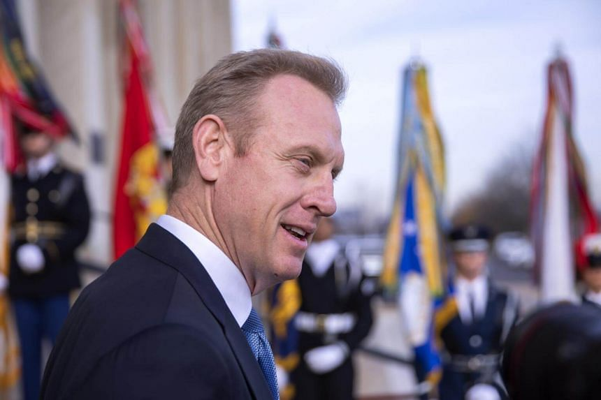 From Jan 1, 2019, Mr Patrick Shanahan will become the acting US Secretary of Defence and will oversee the US withdrawal from Syria.