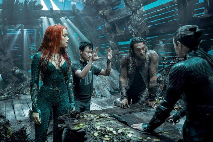The movie, directed by James Wan and starring Jason Momoa, has surpassed US$560 million overseas.