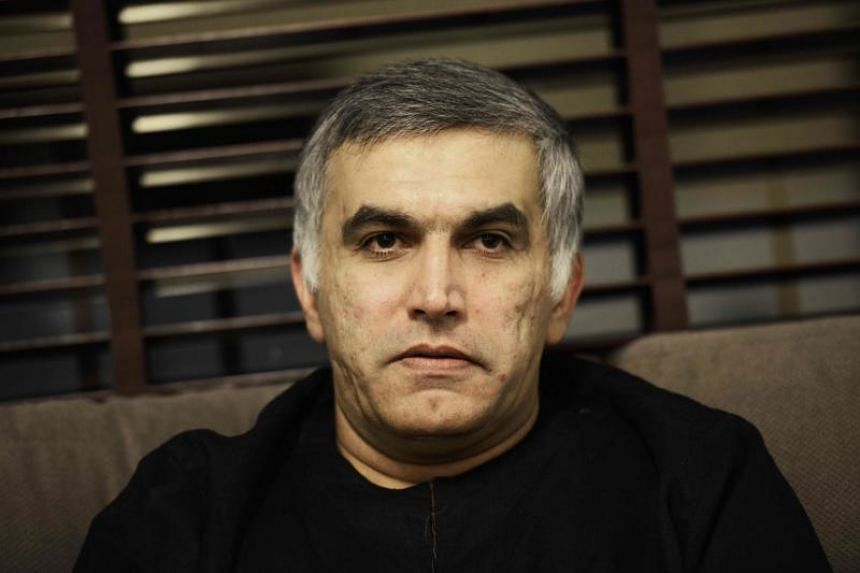 Bahraini activist Nabeel Rajab is already serving a two-year term in another case.