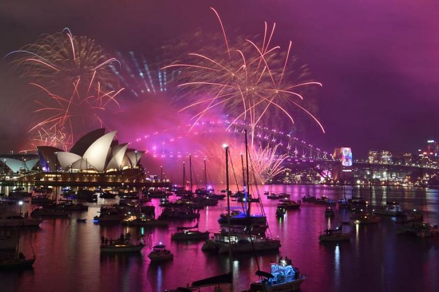 "Image result for sydney new year News, ""Dec 31, 2018"""