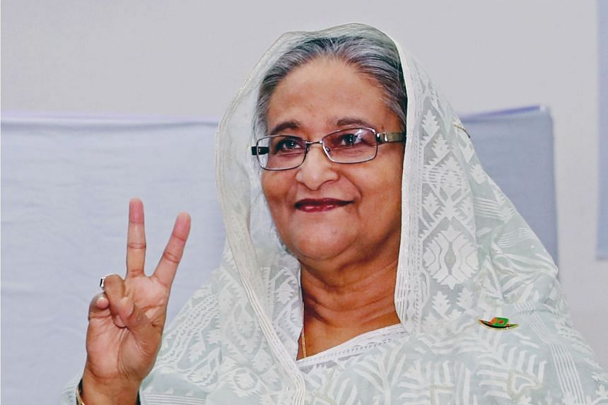 Prime Minister Sheikh Hasina's win consolidated her decade-long rule over Bangladesh.