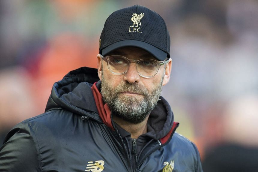 Jurgen Klopp said he was wary of falling into the trap of talking up his team's chances with 18 games of the 38-match campaign remaining.