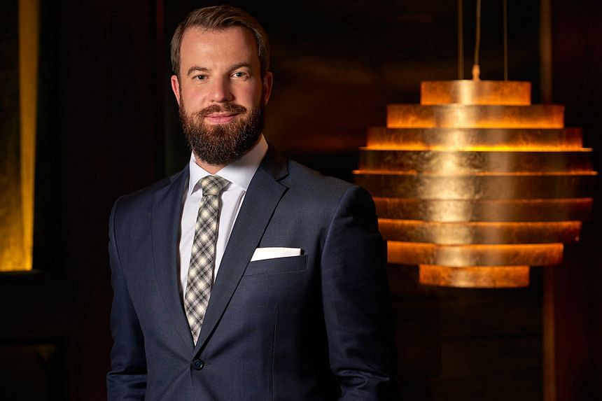 Mr Philip Bischoff led the team at Manhattan to clinch the No. 3 spot on the World's 50 Best Bars list.